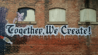 Unity - Together we create!