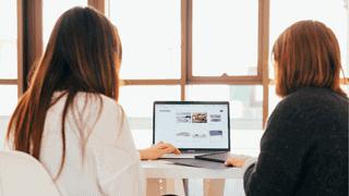 Mentoring - Learning together online