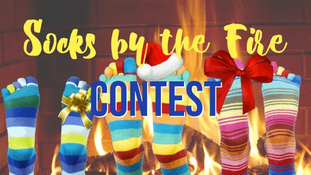 Socks by the Fire