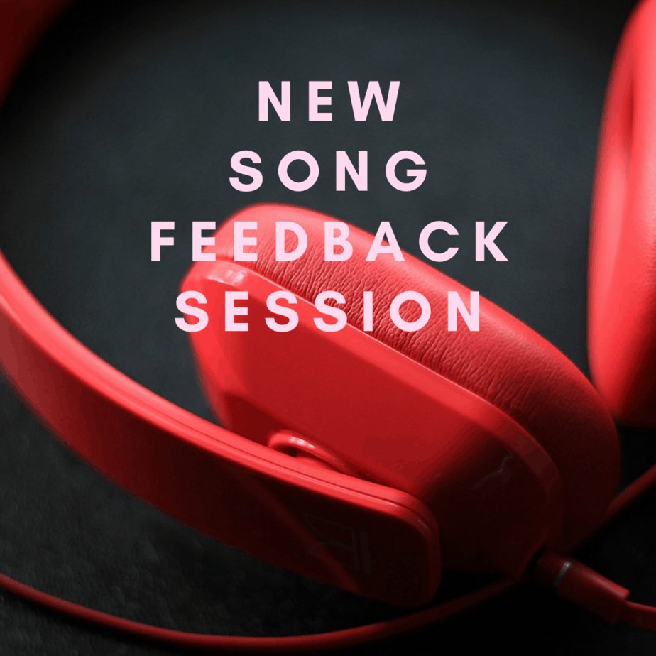 New song Feedback Session2 1